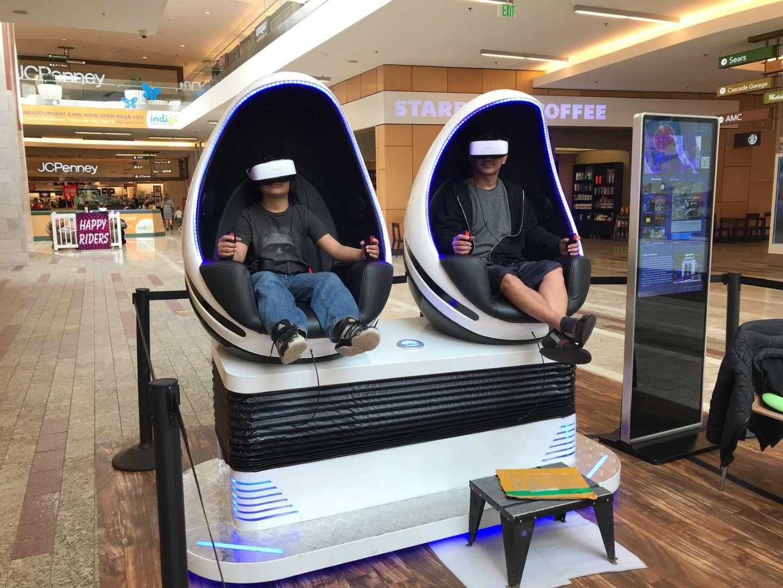 virtual reality simulator